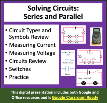 Fantastic Solving Circuit Diagrams Electricity Powerpoint Lesson Student Notes Wiring Cloud Hisonuggs Outletorg