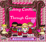 Solving Conflicts Through Games:  A SMARTboard Lesson on Social Skills