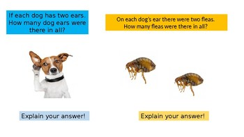 Solving Dog word problems