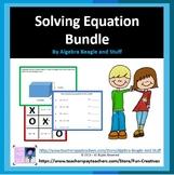 Solving Equation Bundle