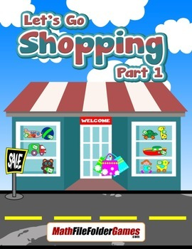 Let's Go Shopping - Solving Equations