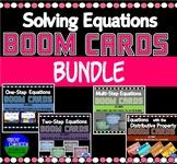 Solving Equations Boom Deck Bundle