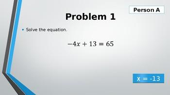 Solving Equations Darts Review