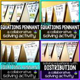 Solving Equations Pennant Bundle