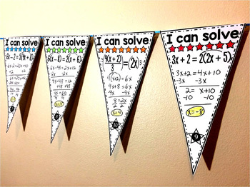 Solving Equations with Distribution Pennant