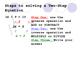 Solving Equations Unit Presentation