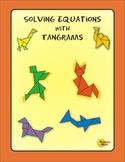 Solving Equations Using Tangrams