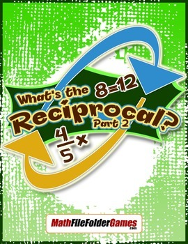 Solving Equations - What's the Reciprocal Part 2