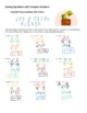 Solving Equations With Complex Solutions (Imaginary Numbers) Joke Wksht w/ Key