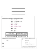 Solving Equations and Inequalities Practice and Review