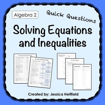 Solving Equations Activity: Fix Common Mistakes!