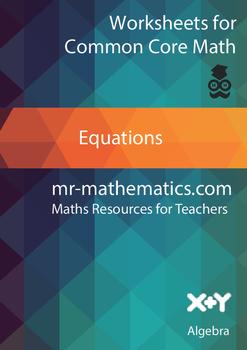 Solving Equations eBook