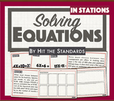 Solving Equations in Stations