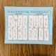 Solving Exponential Equations Card Sort Activity