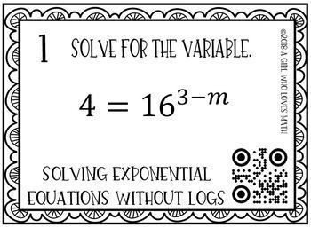Solve Exponential Equations   ppt video online download likewise Solving Exponential Equations without Logarithms Worksheet Best Of furthermore Free Worksheets Liry   Download and Print Worksheets   Free on in addition Solve Exponential Equations   ppt video online download moreover Alge 2 Unit 8  Chapter 7 as well Exponential Equations Hangman  Use Exponent Laws to solve additionally  besides Solving Exponential Equations without Logarithms Worksheet in addition Evaluating logarithms  advanced   video    Khan Academy together with solving exponential equations worksheet Inspiration of solving additionally Solving Exponential Equations  Without Logarithms    Lessons   Tes additionally solving exponential equations khan academy   worksheet together with Evaluating logarithms  advanced   video    Khan Academy moreover Solving Exponential Equations without Logarithms Worksheet Best Of further  furthermore Solving Exponential Equations without Logarithms Task Cards   TpT. on exponential equations without logarithms worksheet