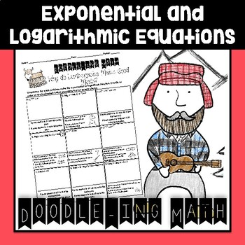 solving exponential and logarithmic equations pdf