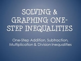 Solving & Graphing One-Step Inequalities (Power Point)