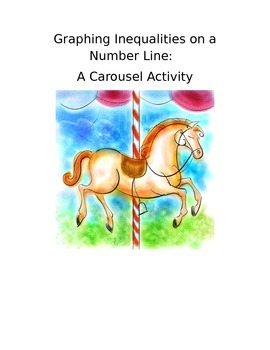 Solving Inequalities Carousel Activity