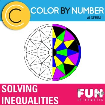 Solving Inequalities Activity & Worksheets | Teachers Pay