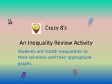 Solving Inequalities Group Activity