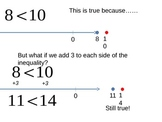 Solving Inequalities Involving Multiplication and Division