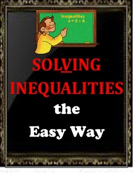 Inequalities the Easy Way