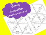 Solving Inequalities: Puzzle