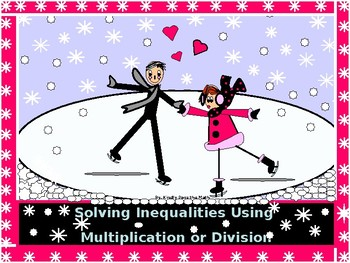 Power-Point:  Solving Inequalities Using Multiplication or Division