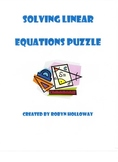 Solving Linear Equations Puzzle