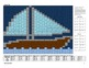 Solving Linear Equations (Solve for x) - Sailboat Coloring
