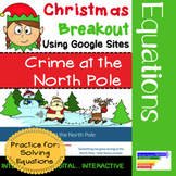 Solving Linear Equations with One Variable Digital Christm