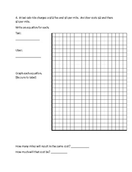 Solving Linear Systems- Practice and Quiz