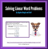 Solving Linear Word Problems