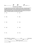 Solving Logarithmic Equations Whodunnit Activity