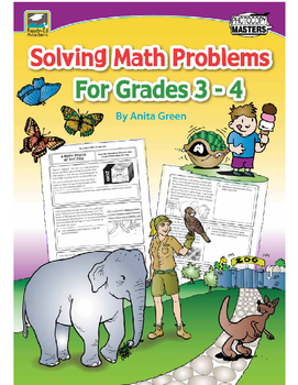 Solving Math Problems For Grades 3 - 4