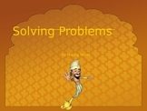 Solving Math Problems by Making Tables PowerPoint
