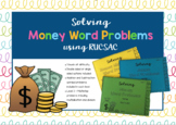 Solving Money Word Problems using RUCSAC