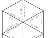 Solving Multi-Step Equations Puzzle