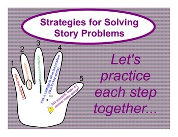 Solving Multi-Step Story Problems