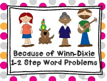 Solving Multi-Step Word Problems with Winn Dixie