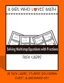 Solving Multistep Equations with Fractions