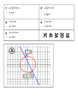 Solving Nonlinear Systems Matching