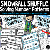 Solving Number Patterns Differentiated Centers Grades 3-4