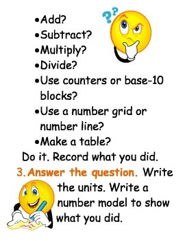 Solving Number Stories
