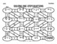 Solving One Step Equations Maze with Fractions