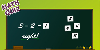 Solving One and Two Steps Equations QUIZ