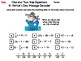 Solving One and Two Step Equations St Patricks Day Math Activity Message Decoder