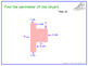 Perimeter of Irregular Shaped Polygons for Power Point