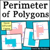 Perimeter of Irregular Shaped Polygons