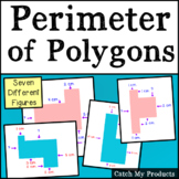 Perimeter of Irregular Shaped Polygons